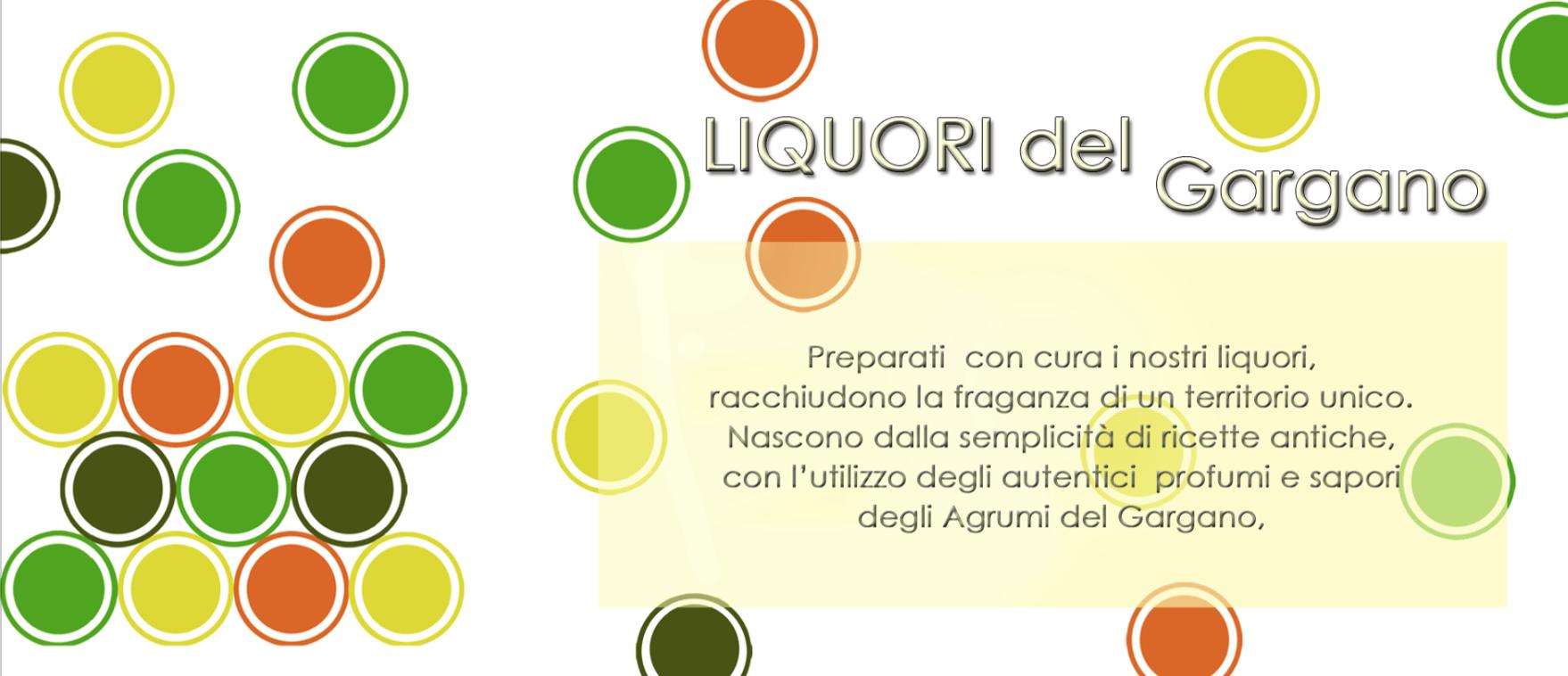 Liquori del Gargano